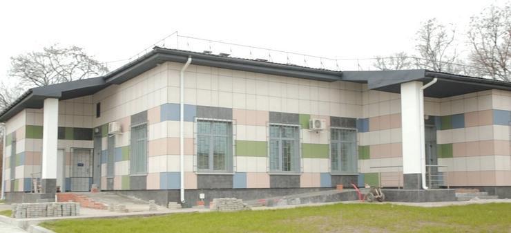 Днепр: Жители окраины получили свою амбулаторию