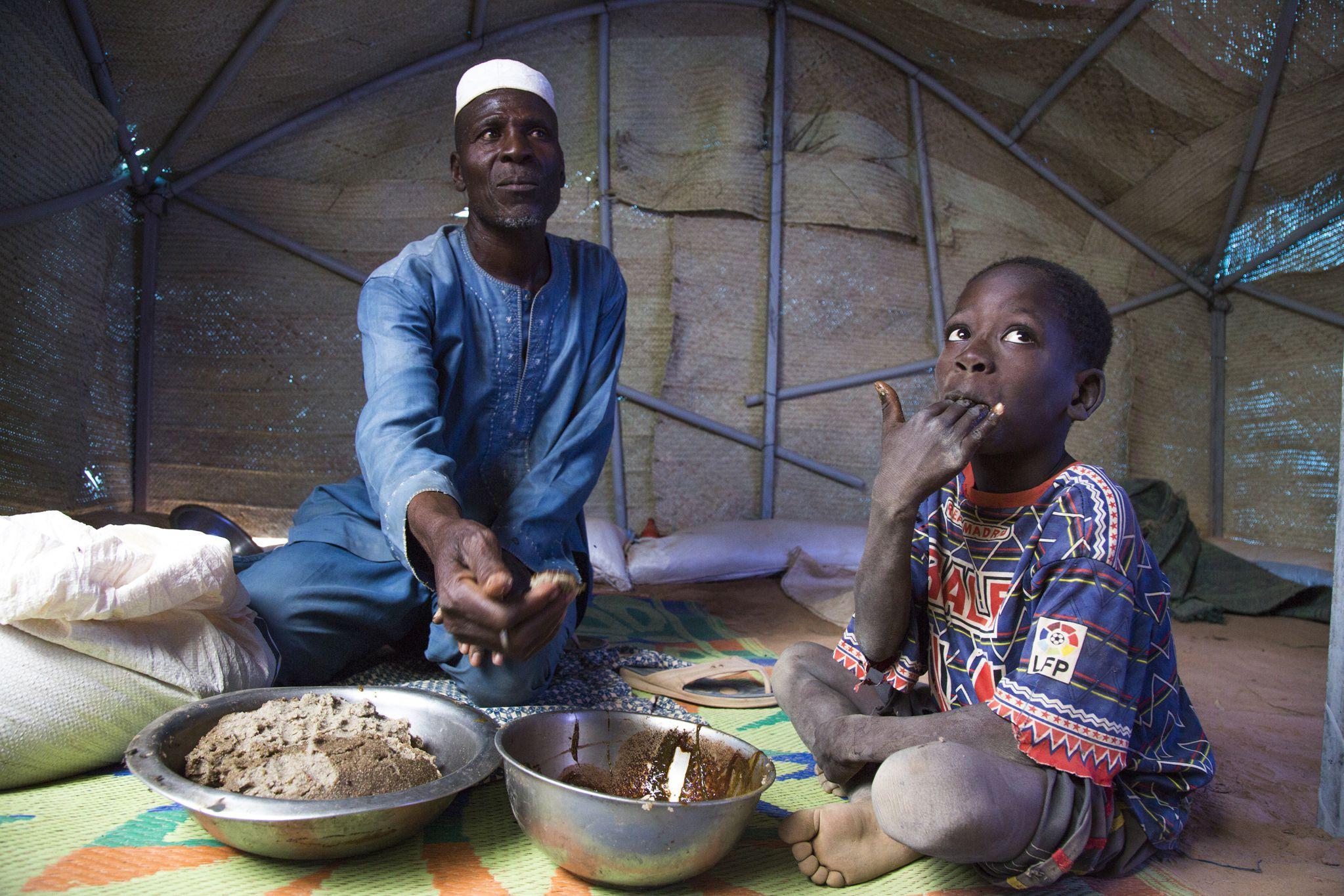 Африканським країнам загрожує голод