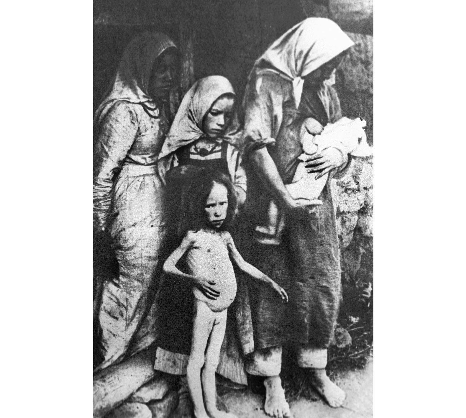 Голодомор — трагедия прошлого века