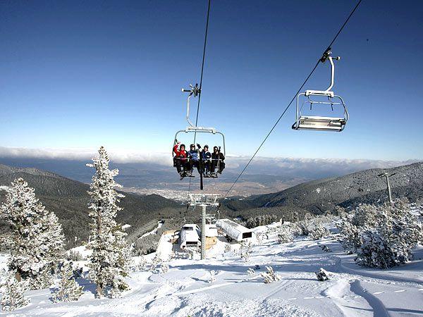 Зимові курорти Болгарії безпечні й не закриватимуться