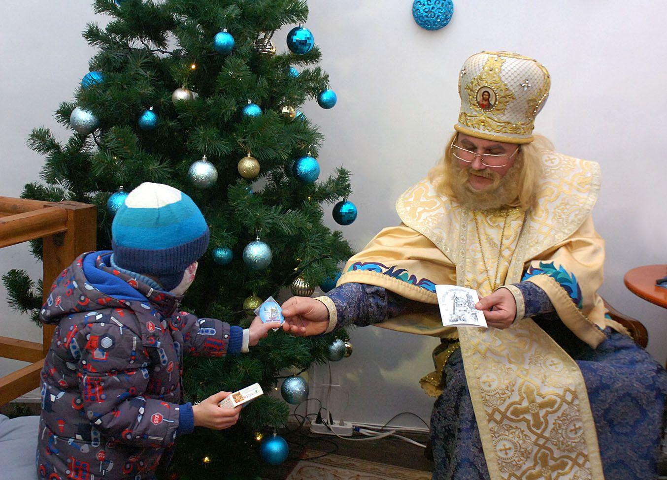 В Киеве резиденция Святого Николая ждет посетителей
