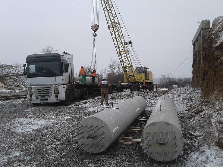 В Донецкой области продолжается восстановление инфраструктуры