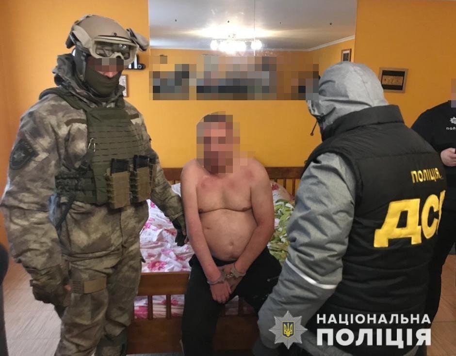 Закарпатье: Разоблачены сбытчики наркотиков