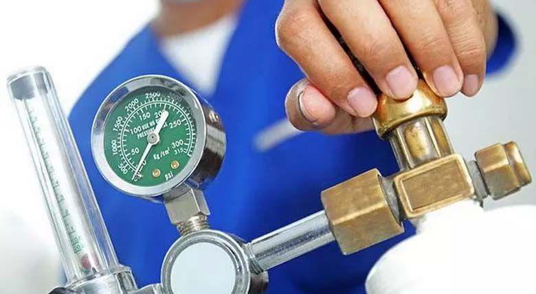 Херсон: Устанавливают хранилища кислорода для больных