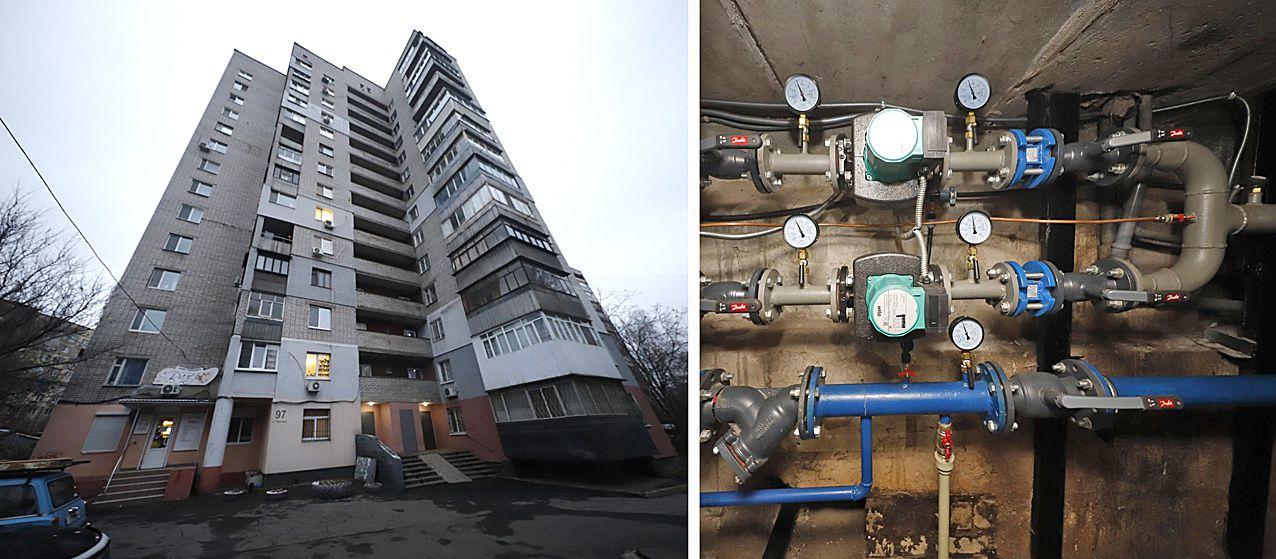 Дніпро: Як мешканці розв'язують проблеми опалення