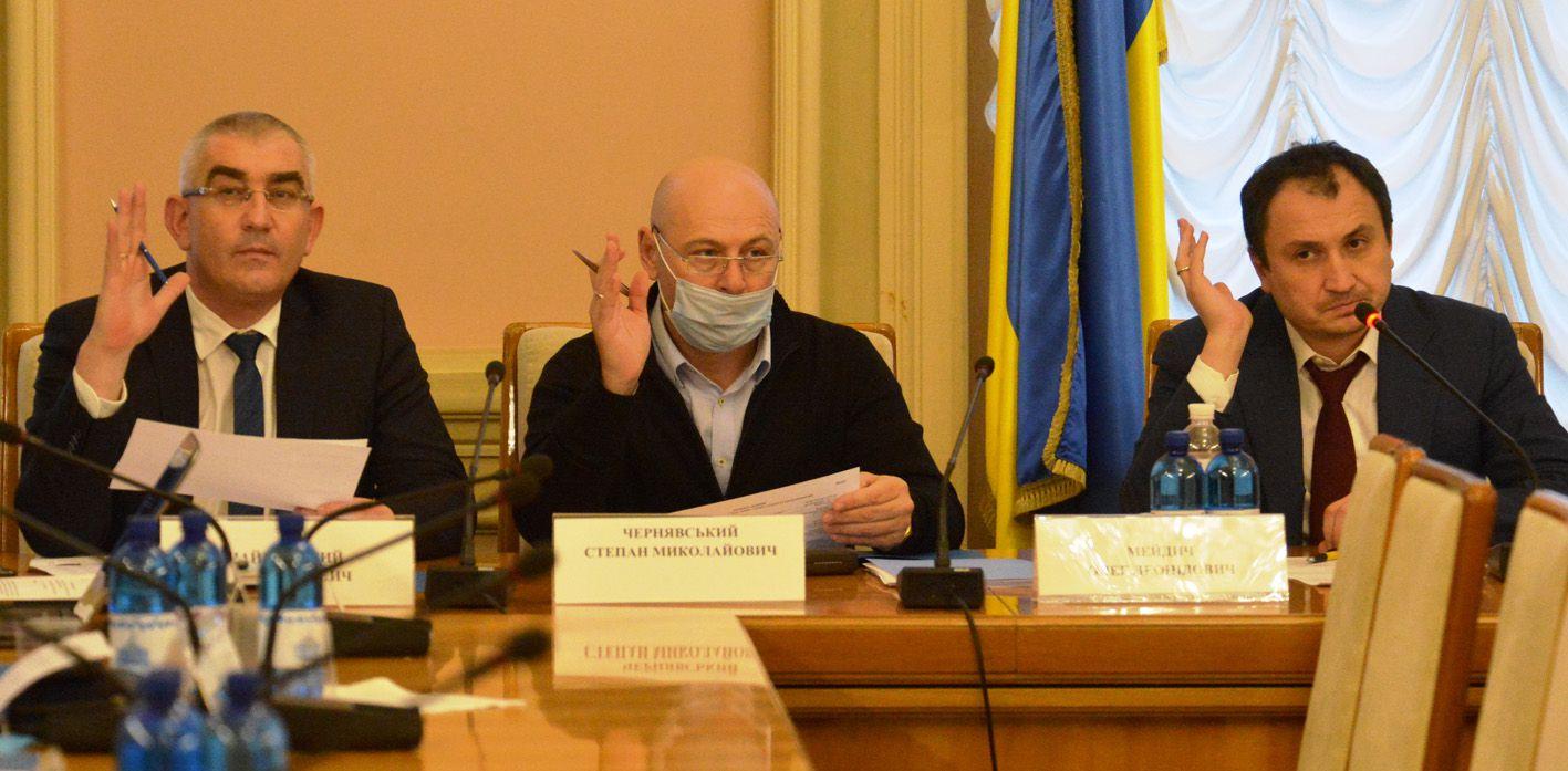 Состоялось заседание Комитета по вопросам аграрной и земельной политики