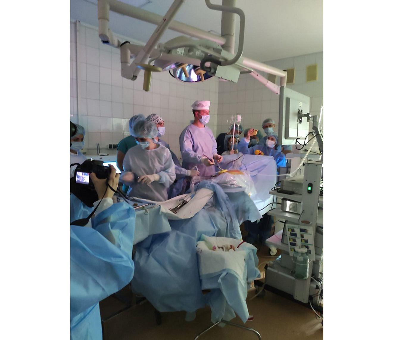 Трансплантація — тільки для міст-мільйонників, та ми не послухали МОЗ