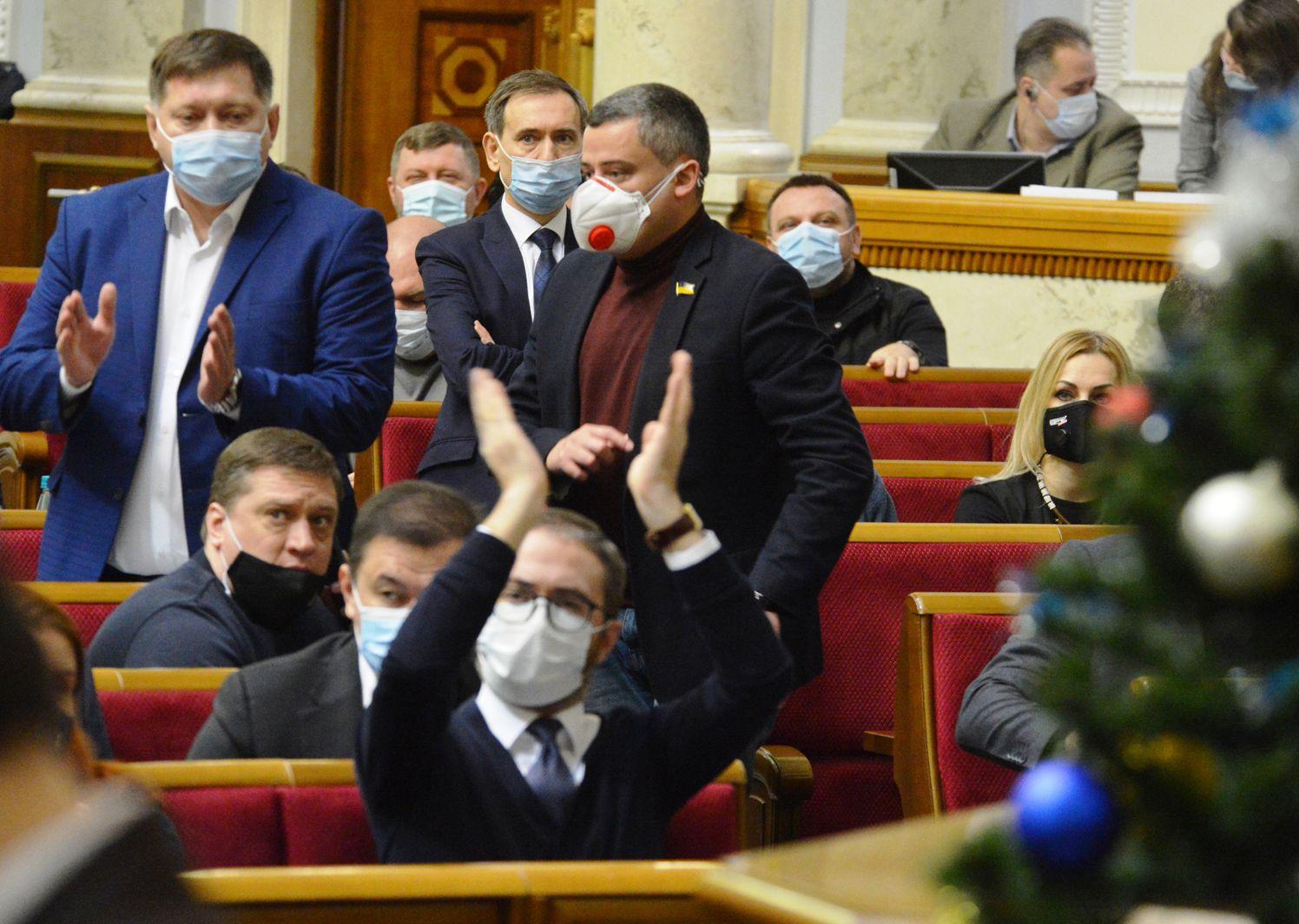 Верховна Рада повернула НАЗК повноваження щодо перевірки декларацій