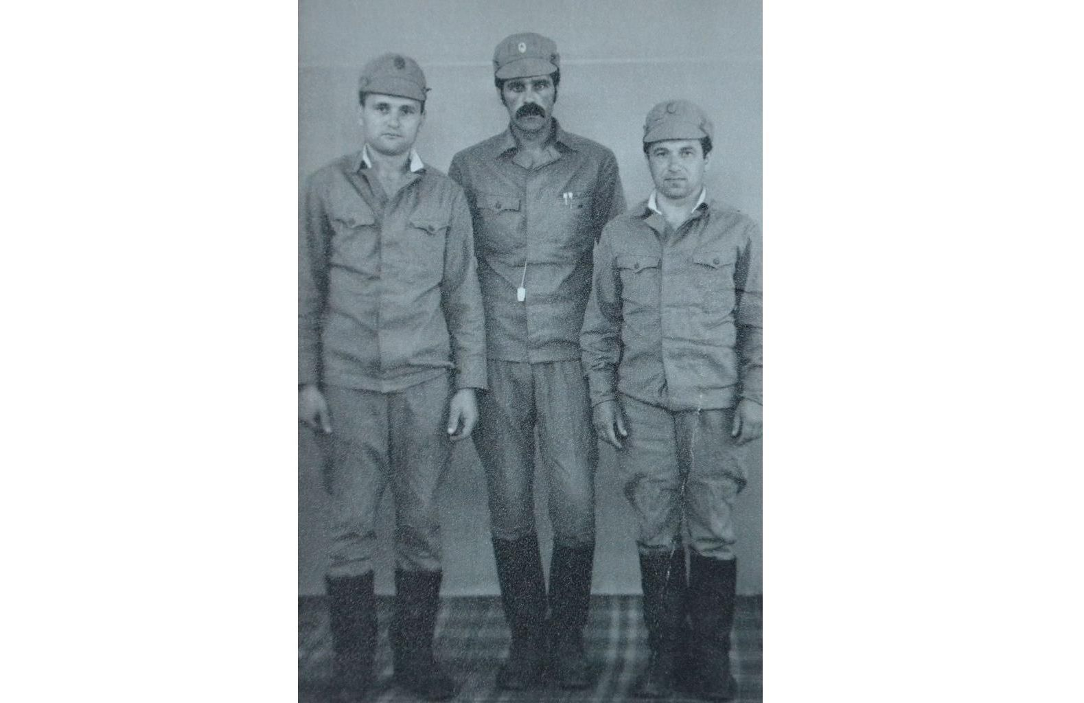 Солдаты атомного фронта