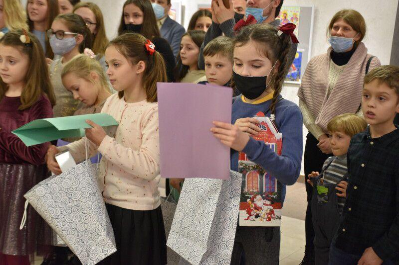 Луцьк: Переможців нагородили дипломами та призами