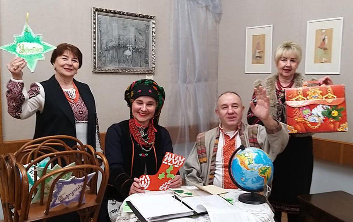 К вам едет украинский Николай!