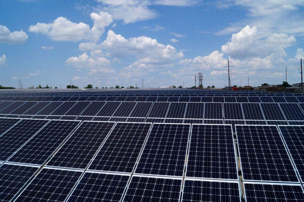 Сумщина: Построят вторую солнечную электростанцию