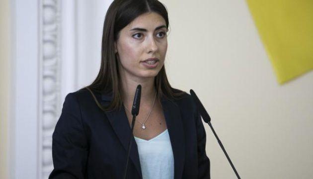 Обрано нову голову делегації в ПАРЄ
