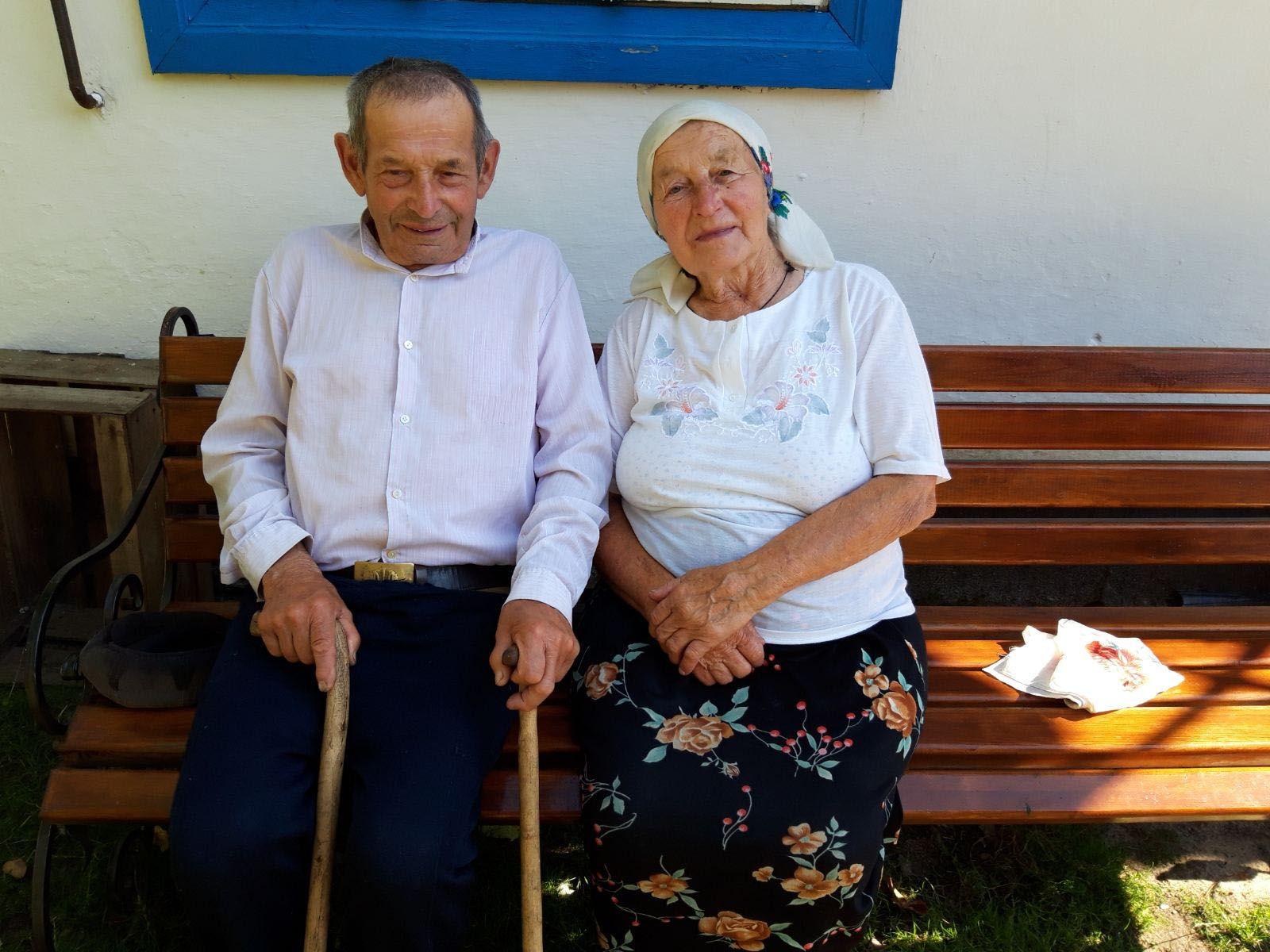 Подружжя Близнюків у парі вже 64 роки