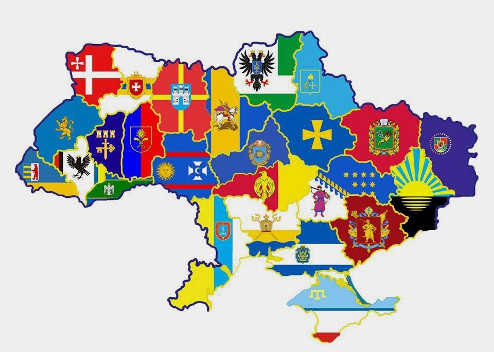 Коротко: Київ, Дніпропетровщина, Полтавщина