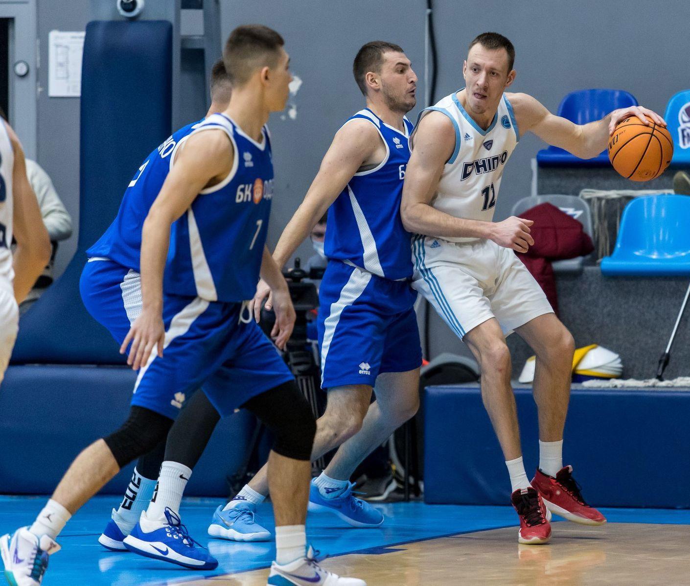 Баскетбол: Одесити перемогли чемпіона