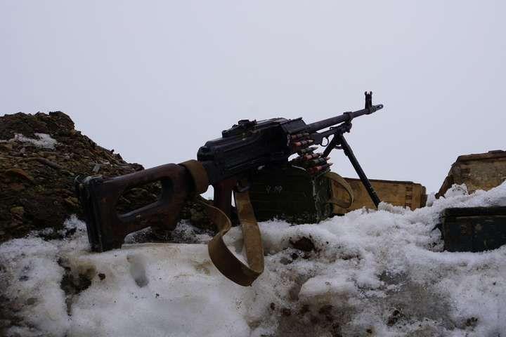 На Приазовье враг стрелял из гранатометов