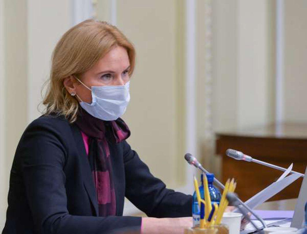 Олена Кондратюк: «Всеохопна вакцинація населення — питання номер один  для кожного відповідального уряду»