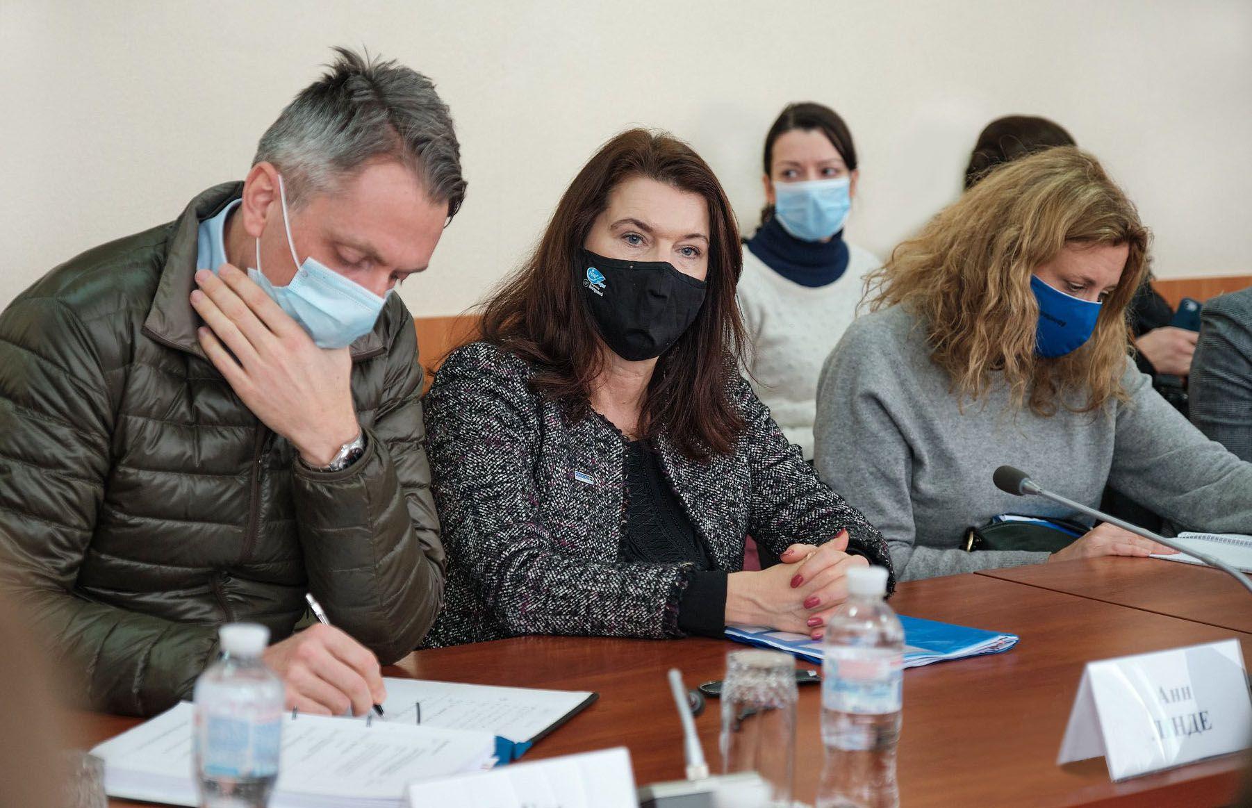 Завершення війни на Донбасі — це пріоритет