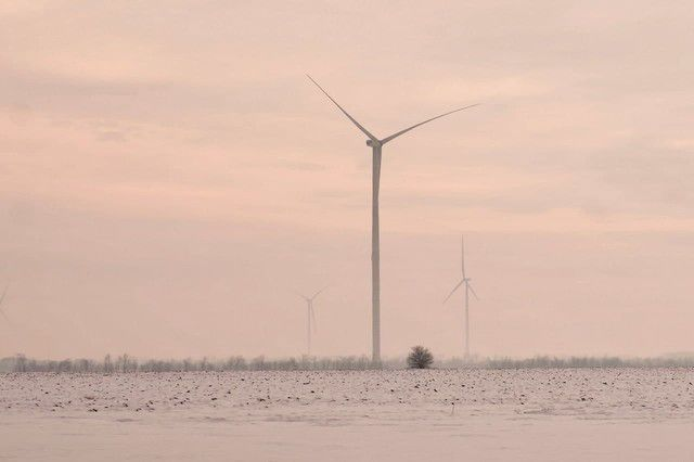 Одещина: Вітрову електростанцію обіцяють навесні