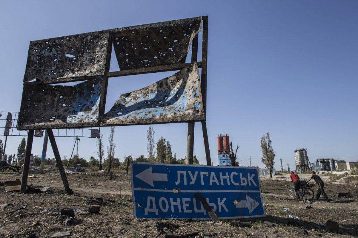 Москва розпочала новий проект «Русский Донбас»