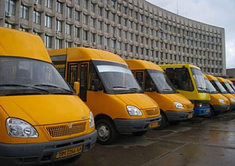 У Сумах із 1 лютого на 40% подорожчала вартість проїзду у мікроавтобусах