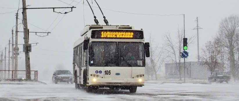 Хмельницкий: Банкиры обещают деньги на троллейбусы