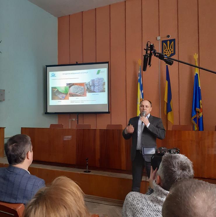Черкасчина: На отходах планируют неплохо заработать