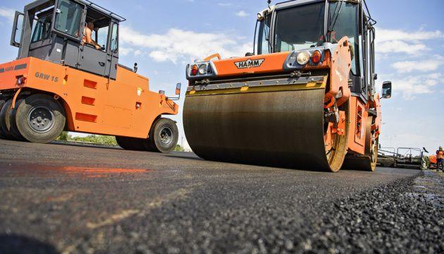 Одесчина: Темпы строительства дорог вырастут