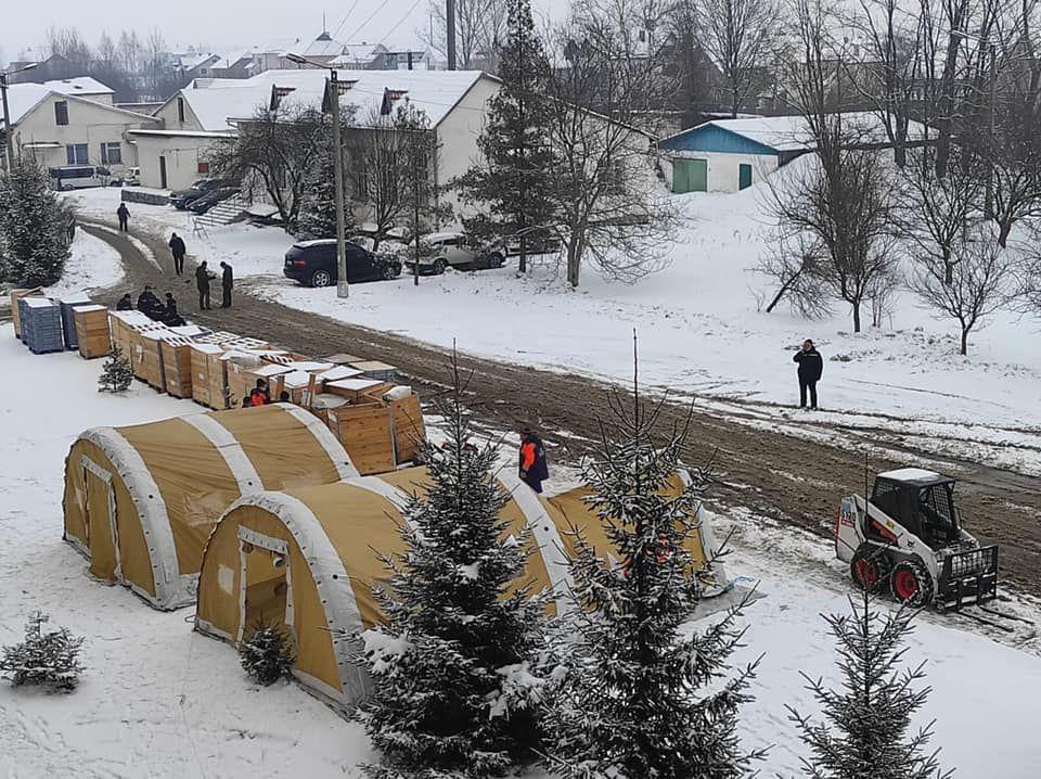 В Івано-Франківській області запровадили жорсткий карантин