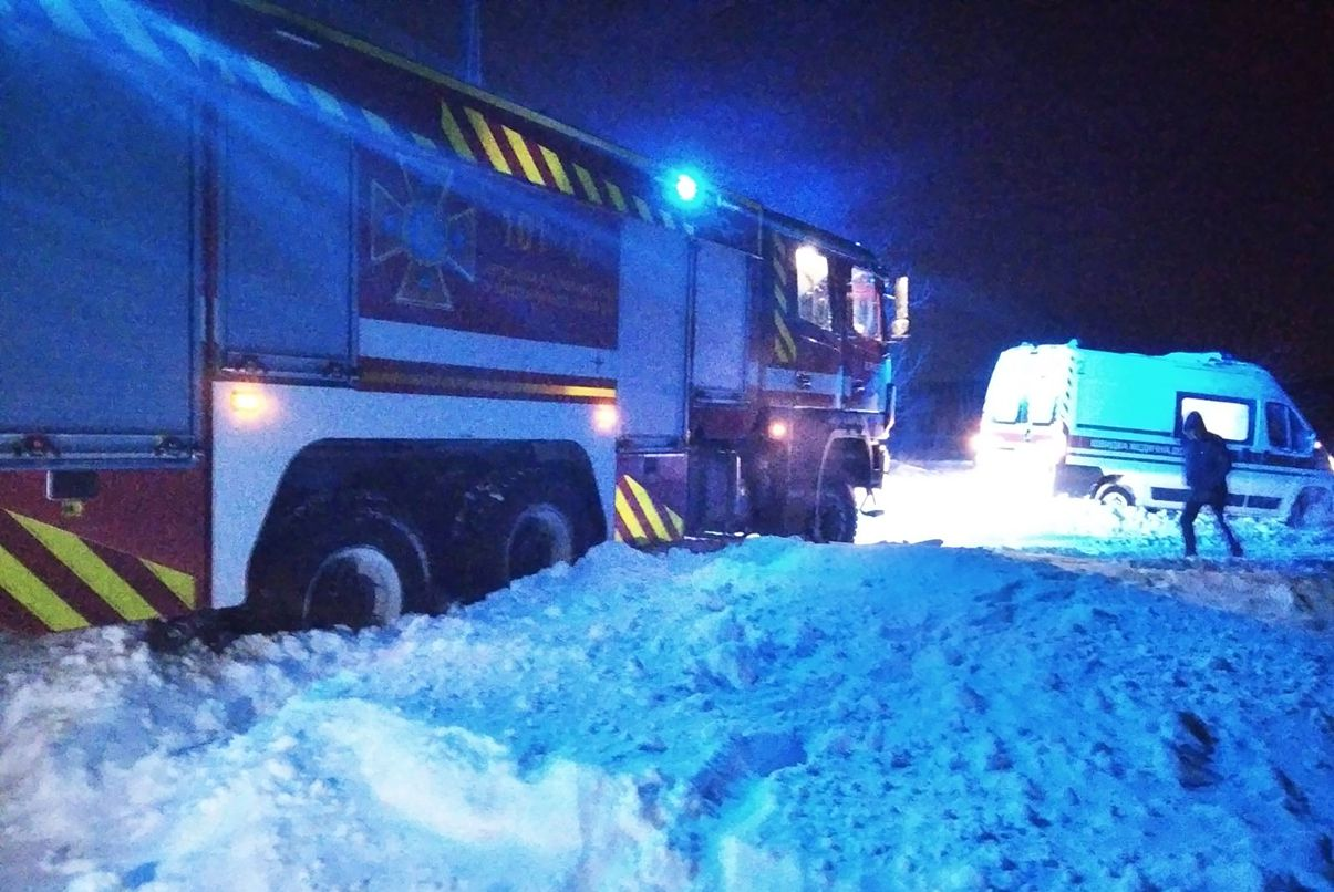 Житомирщина: Через перемети породілля не дочекалася допомоги