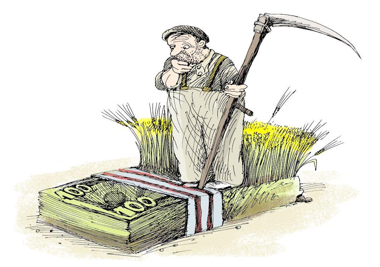 Сировину на експорт — за копійки, для своїх — утридорога