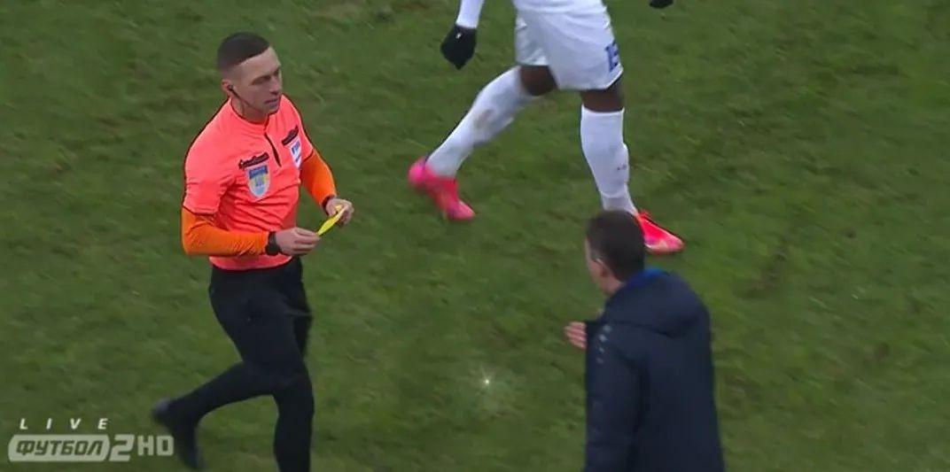 Футбол: Хочеш українською — отримай жовту картку...