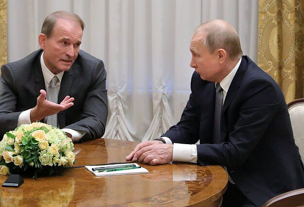 Only President of Russia Vladimir Putin can end the war in Ukraine