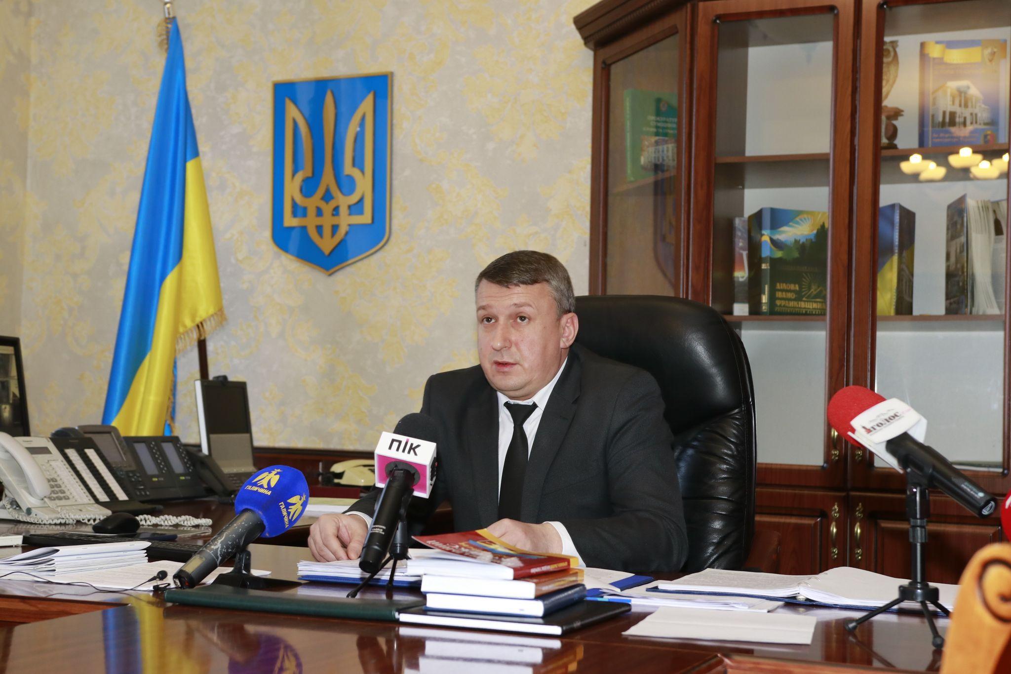 Івано-Франківщина: Відкрито кримінальні провадження
