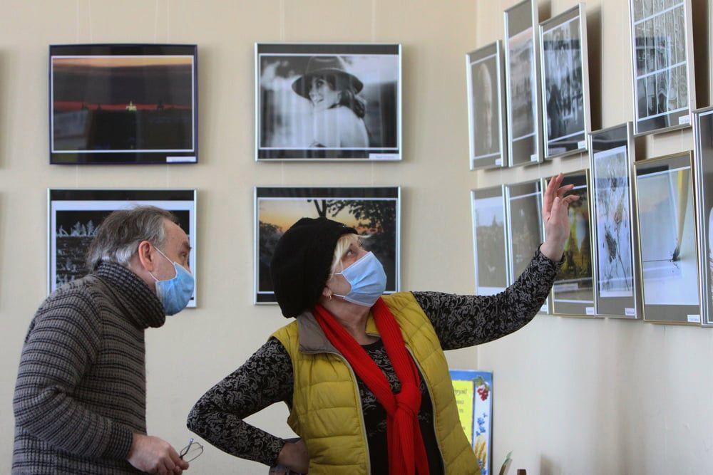 Черниговщина: Фотографиями прикоснулись  к истории и современности