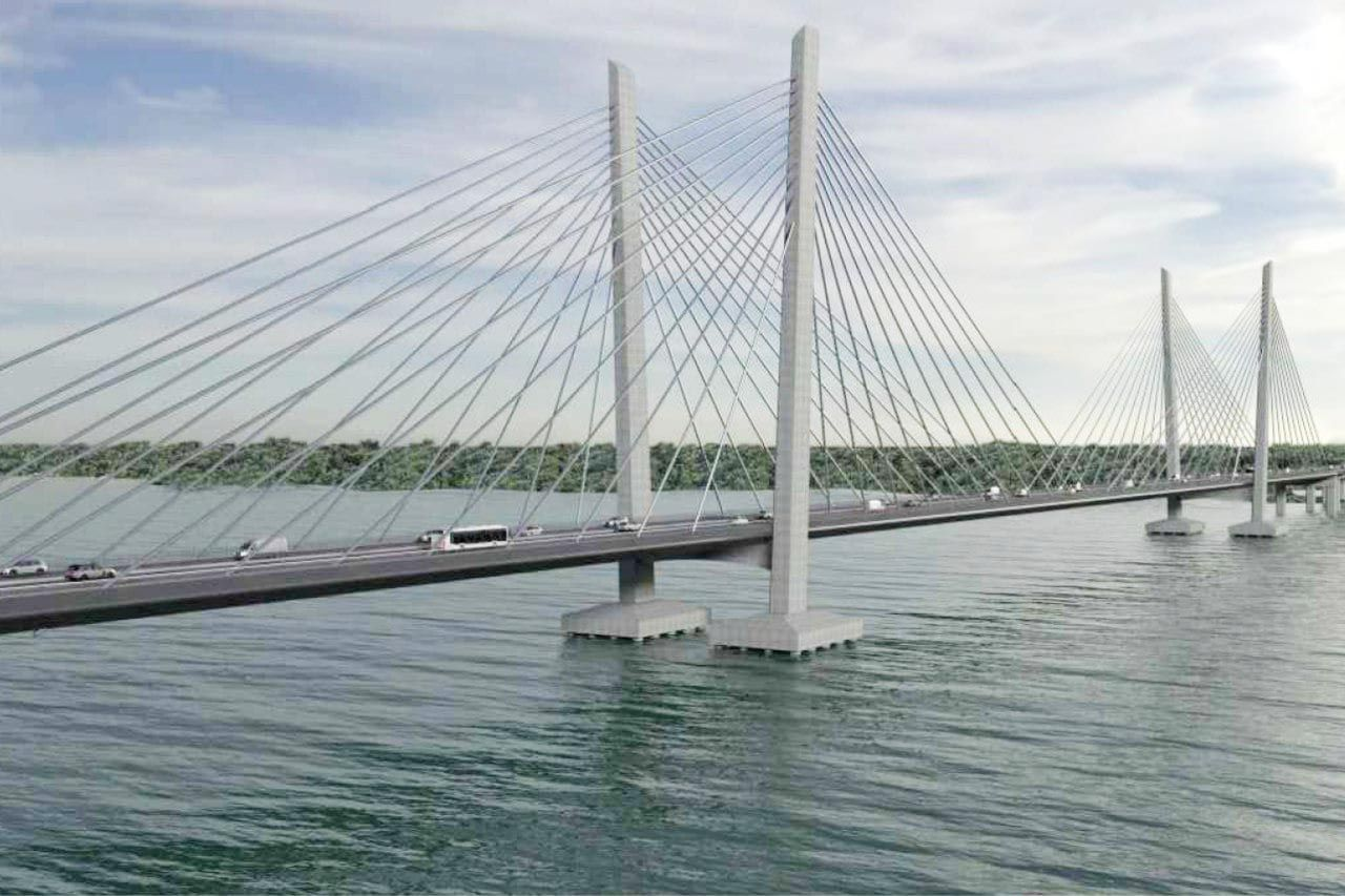 Міст, який єднає береги і роз'єднує олігархів