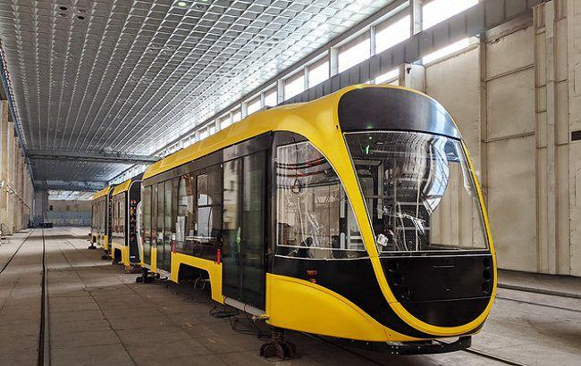 До столиці прибудуть одеські трамваї