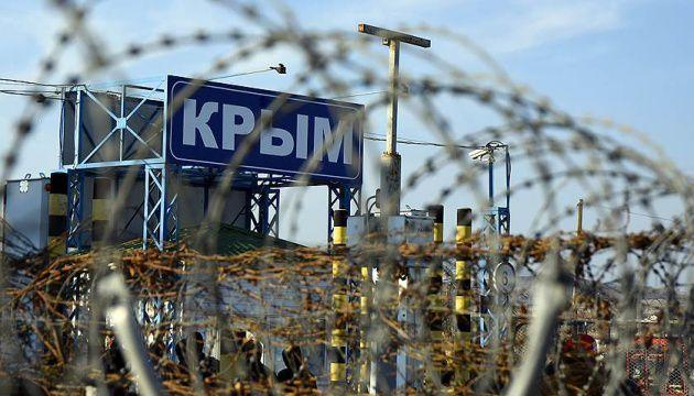 Wir werden nie vergessen, wer Krim besetzt hat