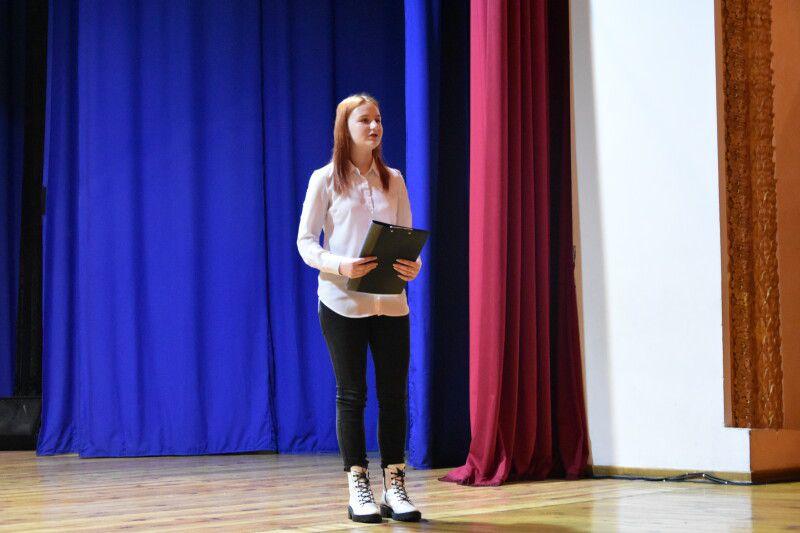 В Луцке читали польскую  поэзию и прозу