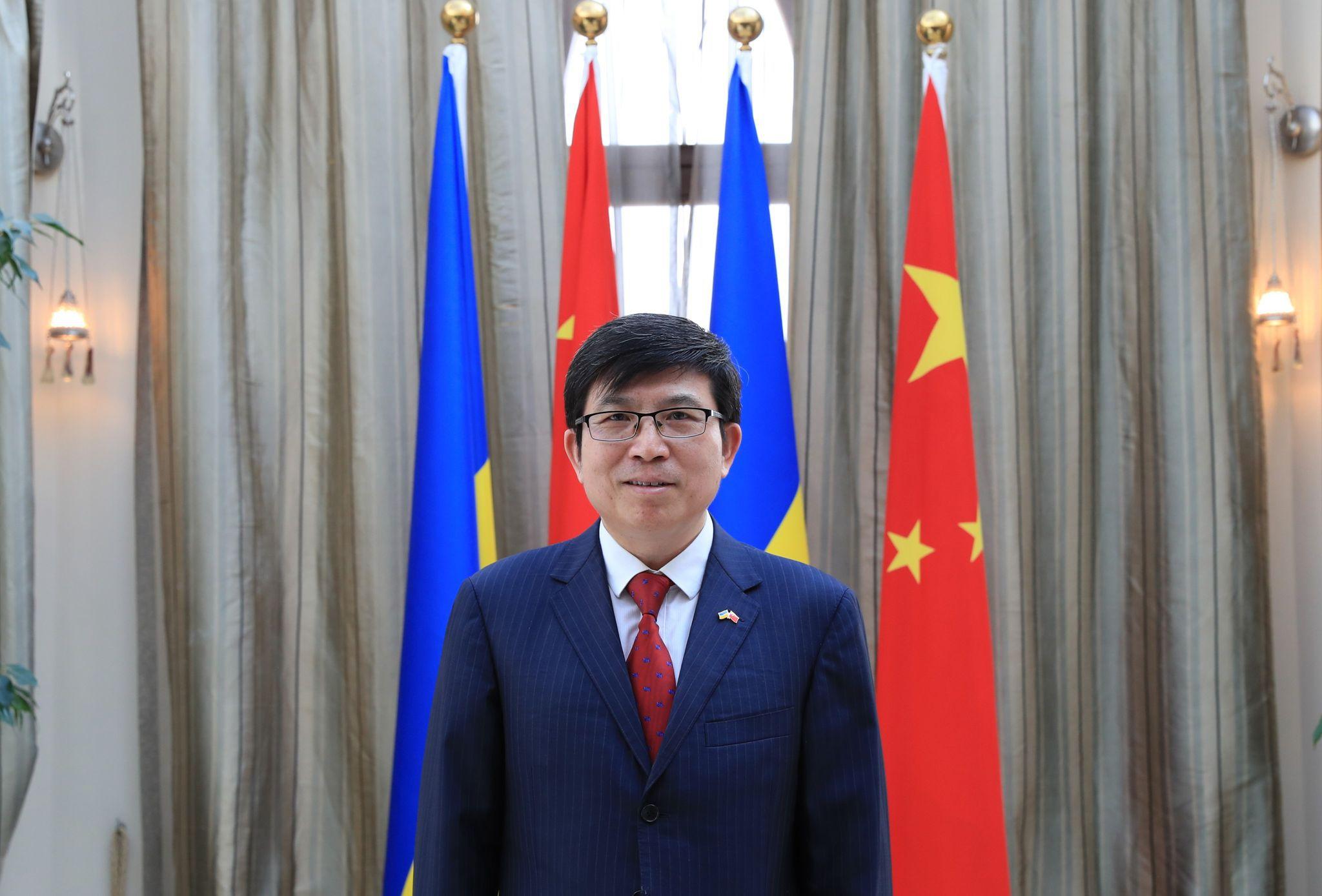 Посол КНР в Україні ФАНЬ Сяньжун: «У нас є всі умови для того, щоб ще ефективніше розвивати китайсько-українські відносини стратегічного партнерства»