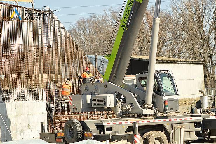 Полтавщина: Комбайни на поля добиратимуться «підземкою»