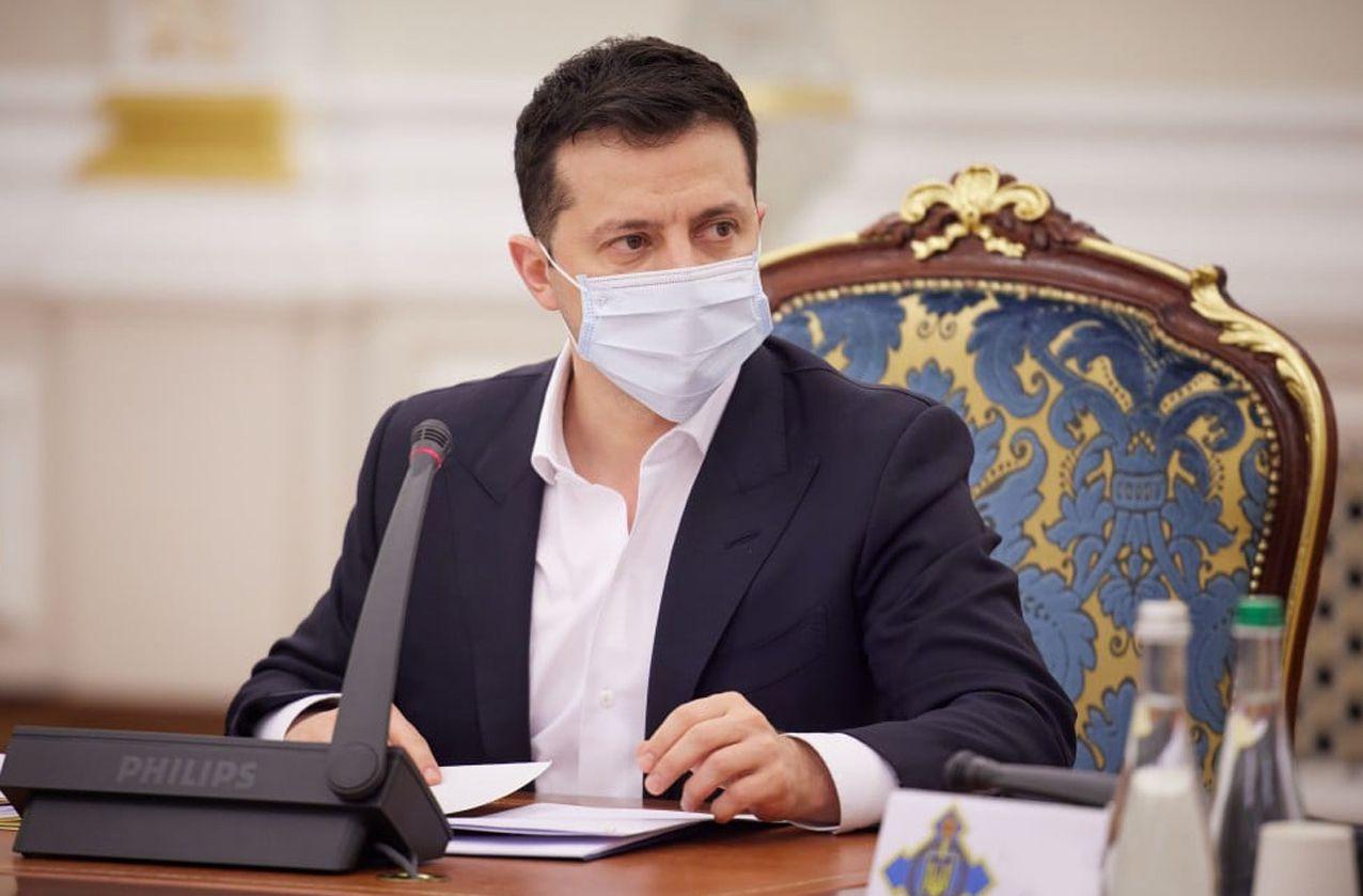 Президент затвердив Стратегію воєнної безпеки, яка визначає Росію нашим противником