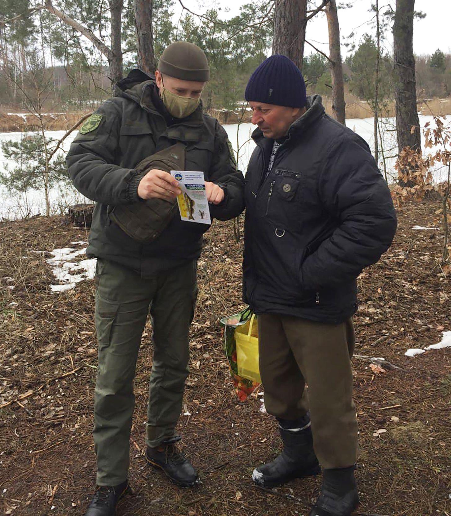Житомирщина: На риболовлю — з буклетом