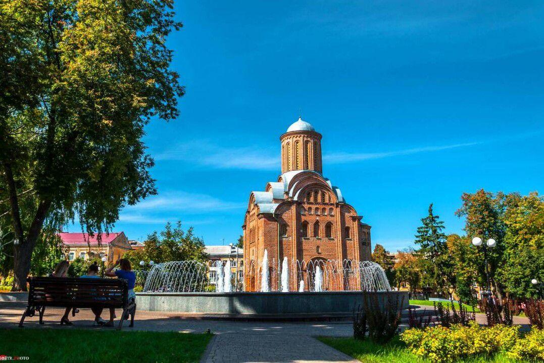 Чернігів хоче стати культурною столицею