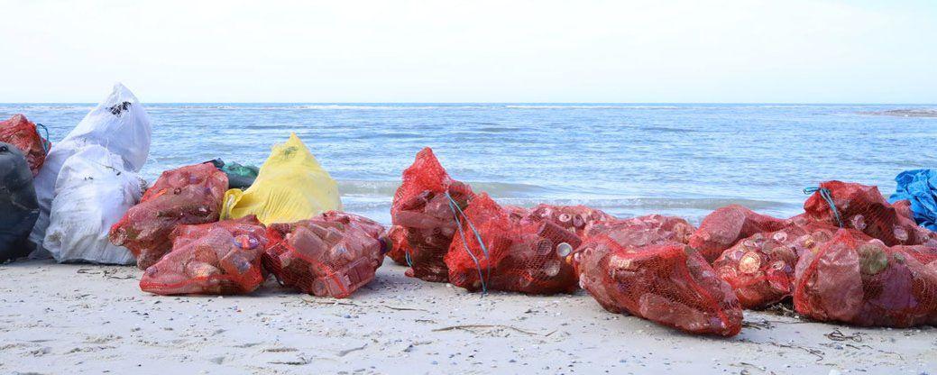 Херсонщина: Мусорная толока на отечественных Мальдивах
