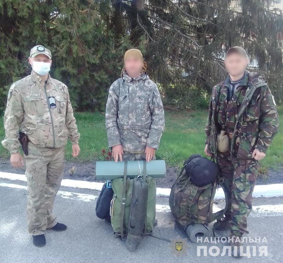 Туристов-экстремалов обнаружили в зоне ЧАЭС