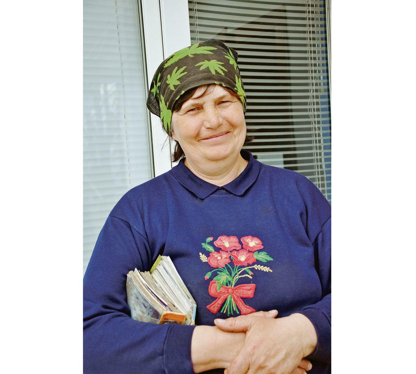 У любиковичской мамы — семь сыновей и две дочери