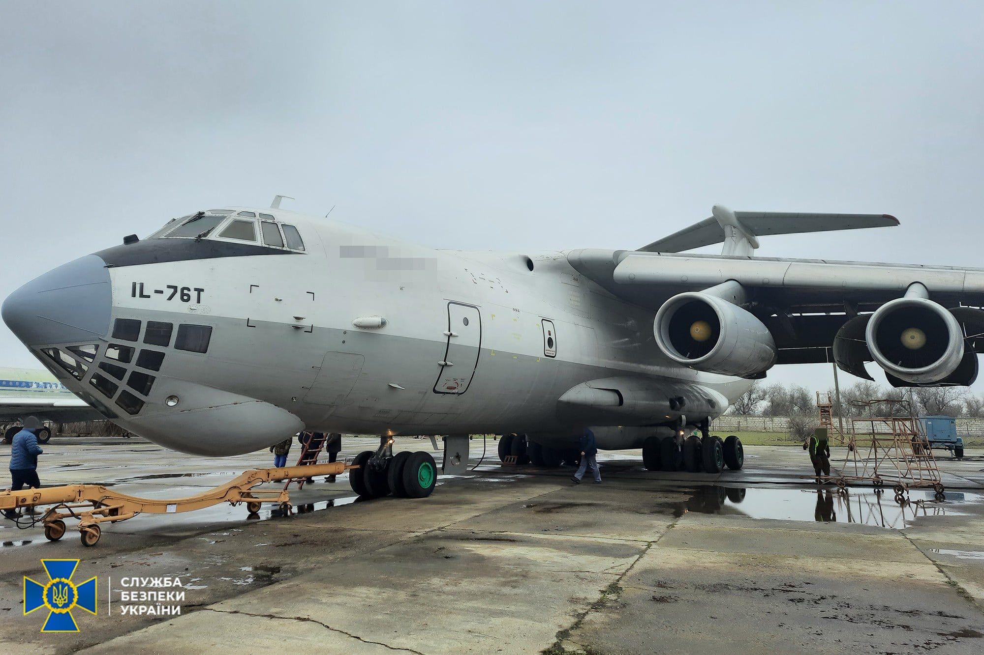 Николаевщина: Оборудование для самолетов не вывезли за пределы страны