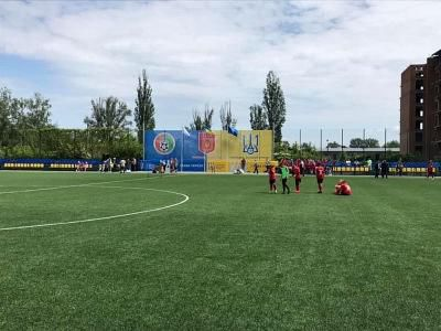 Черновцы: Подарили современный стадион